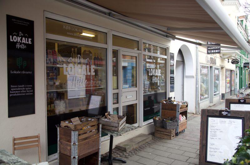 De Lokale Helte Silkeborg