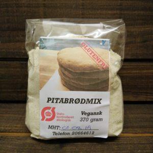 Pitabrødmix, Glutenfri Zone, Økologisk, Glutenfrit, mælkefrit, vegansk