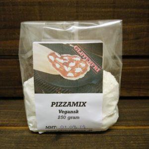 Pizzamix, Glutenfri Zone, Glutenfrit, Mælkefrit, Vegansk