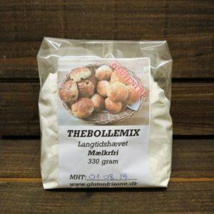 Thebollemix, Glutenfri Zone, Glutenfrie, Mælkefri