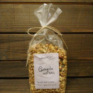Granola, Kokos, småkageriet