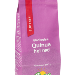 Rød Quinua, Aurion, Økologisk